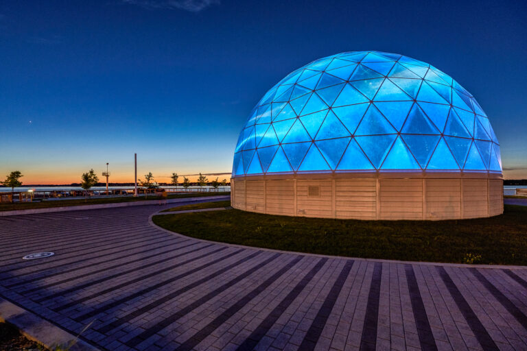 Dome exterieur Statera